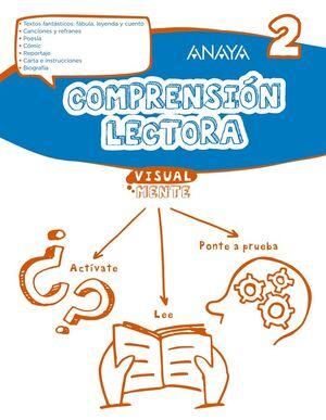COMPRENSIÓN LECTORA 2.