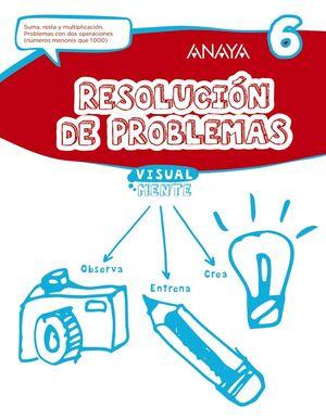 RESOLUCIÓN DE PROBLEMAS 6.