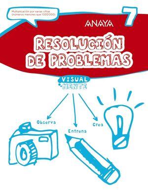 RESOLUCIÓN DE PROBLEMAS 7.