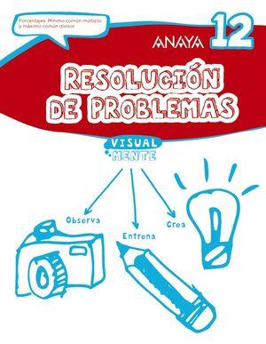 RESOLUCIÓN DE PROBLEMAS 12.