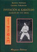 INVITACIÓN AL KARATE-DO (KARATE DO NYU MON)