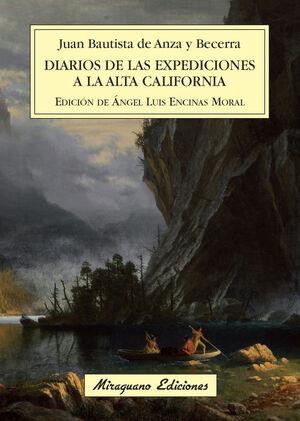 DIARIOS DE LA EXPEDICIONES A LA ALTA CALIFORNIA