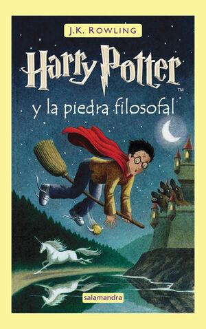 HARRY POTTER Nº1: LA PIEDRA FILOSOFAL
