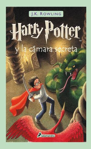 HARRY POTTER Nº2: LA CAMARA SECRETA