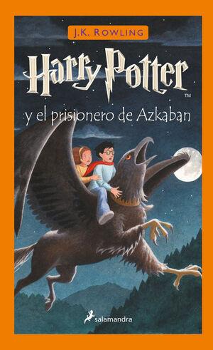 HARRY POTTER Nº3: EL PRISIONERO DE AZKABAN