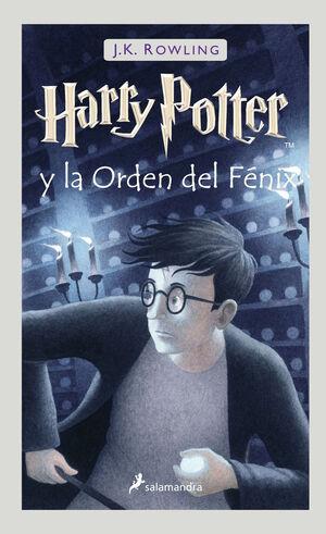 HARRY POTTER Nº5: LA ORDEN DEL FÉNIX