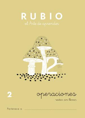 CUADERNO OPERACIONES RUBIO Nº2