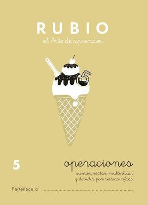 CUADERNO OPERACIONES RUBIO Nº5