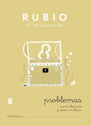 CUADERNO PROBLEMAS RUBIO Nº8