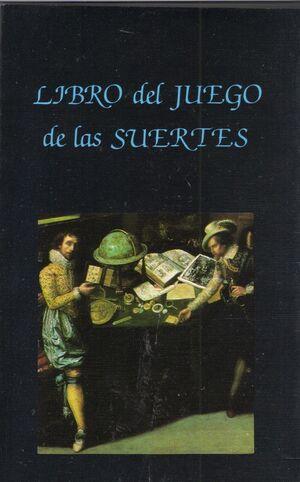 LIBRO DEL JUEGO DE LAS SUERTES VOL.0 ´ED.: J. RUIZ´