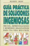 GUIA PRACTICA DE SOLUCIONES INGENIOSAS