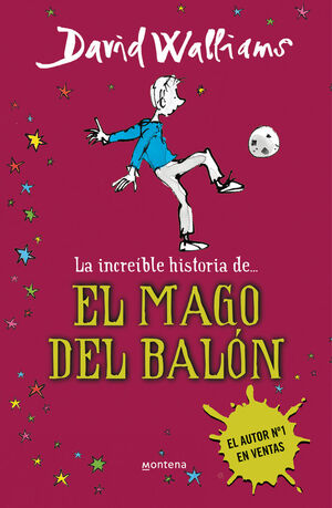 INCREÍBLE HISTORIA DE... EL MAGO DEL BALÓN, LA