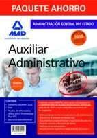 AUXILIAR ADMINISTRATIVO DEL ESTADO (ESTUCHE) 2015