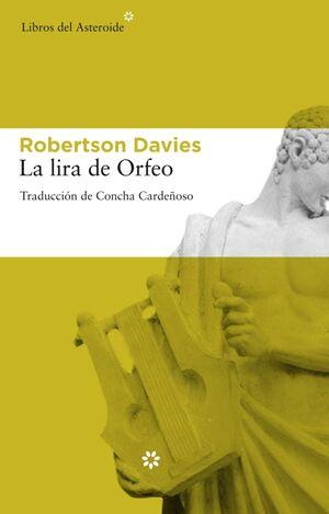 TRILOGÍA DE CORNISH. Nº3: LA LIRA DE ORFEO