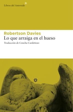 TRILOGÍA DE CORNISH. Nº2: LO QUE ARRAIGA EN EL HUESO