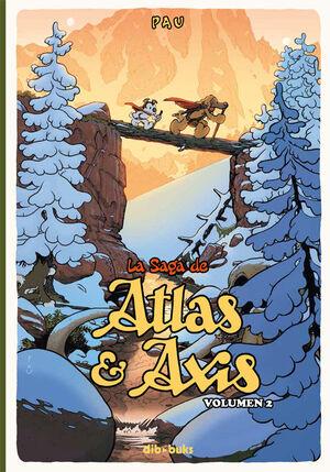 SAGA DE ATLAS Y AXIS, LA. Nº2