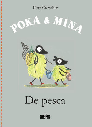 POKA & MINA: DE PESCA