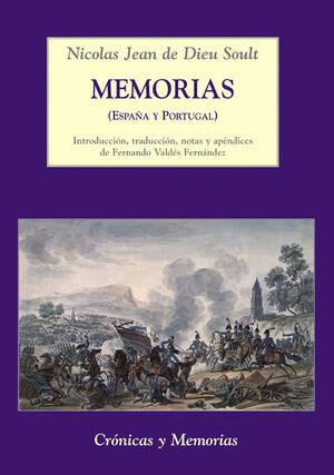 MEMORIAS (ESPAÑA Y PORTUGAL)