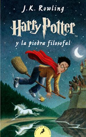 HARRY POTTER Nº1: LA PIEDRA FILOSOFAL (BOLSILLO)