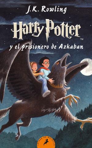 HARRY POTTER. Nº3: HARRY POTTER Y EL PRISIONERO DE AZKABÁN