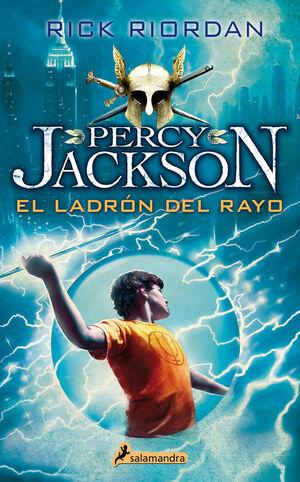 PERCY JACKSON. Nº1: EL LADRÓN DEL RAYO