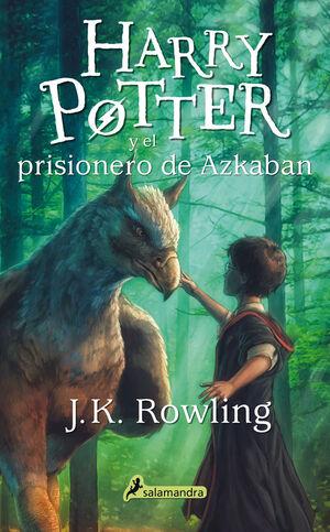 HARRY POTTER. Nº3: HARRY POTTER Y EL PRISIONERO DE AZKABAN