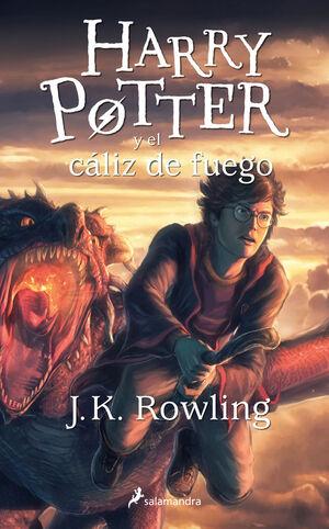 HARRY POTTER. Nº4: EL CÁLIZ DE FUEGO
