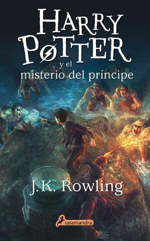 HARRY POTTER. Nº6: HARRY POTTER Y EL MISTERIO DEL PRÍNCIPE