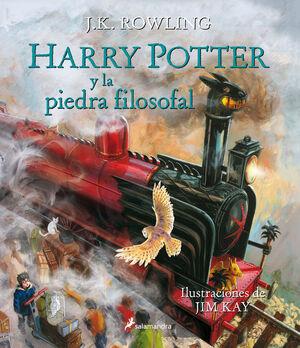 HARRY POTTER. Nº1: HARRY POTTER Y LA PIEDRA FILOSOFAL