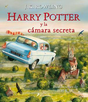 HARRY POTTER. Nº2: HARRY POTTER Y LA CÁMARA SECRETA