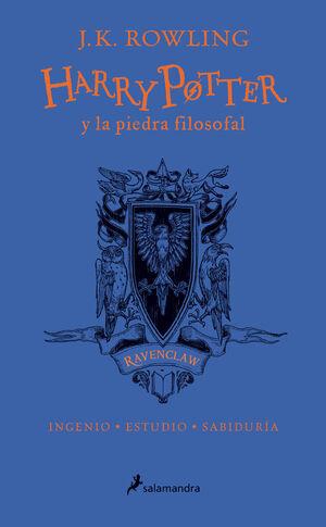 HARRY POTTER Y LA PIEDRA FILOSOFAL (EDICIÓN RAVENCLAW DEL 20º ANIVERSARIO) (HARR