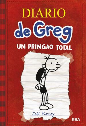 DIARIO DE GREG. Nº1: UN PRINGAO TOTAL