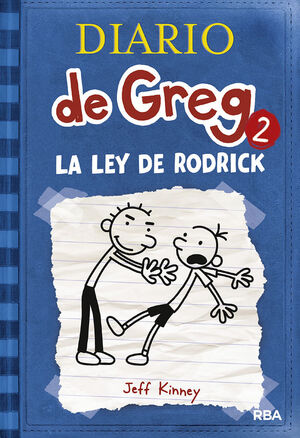 DIARIO DE GREG. Nº2: LA LEY DE RODRICK